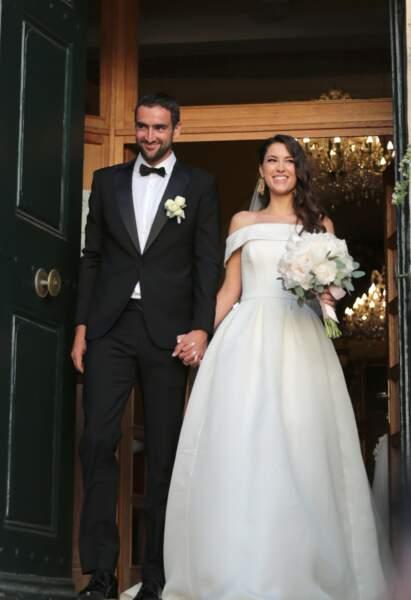 Marin Cilic, le tennisman croate vainqueur de la Coupe Davis 2018, épouse Kristina Milkovic le 28 avril en Croatie