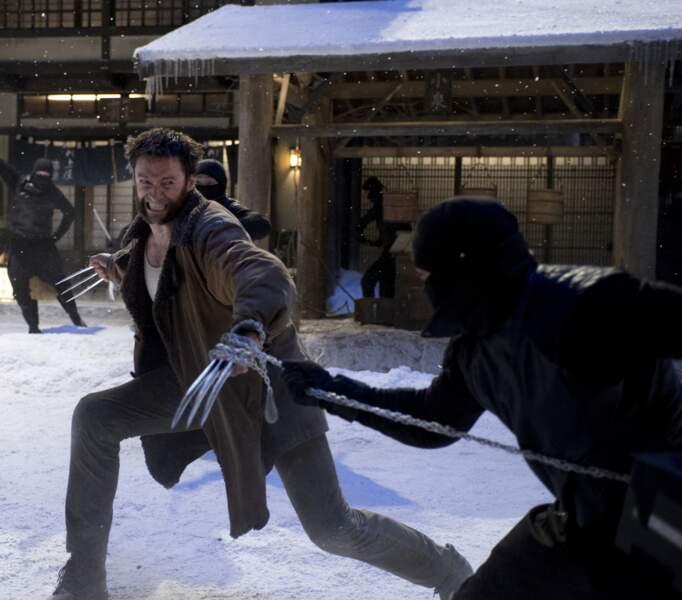 Dans ce nouveau volet, Logan alias Wolverine a rendez-vous avec la mort au pays des yakuzas