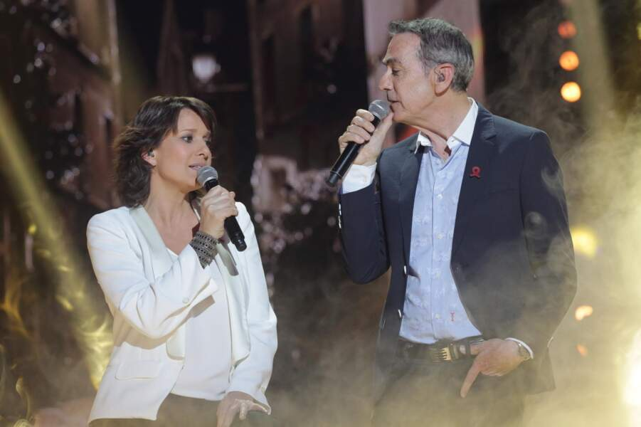 Carole Rousseau et Alain Chamfort