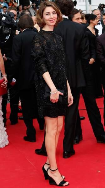Sofia Coppola qui fait parti du jury.