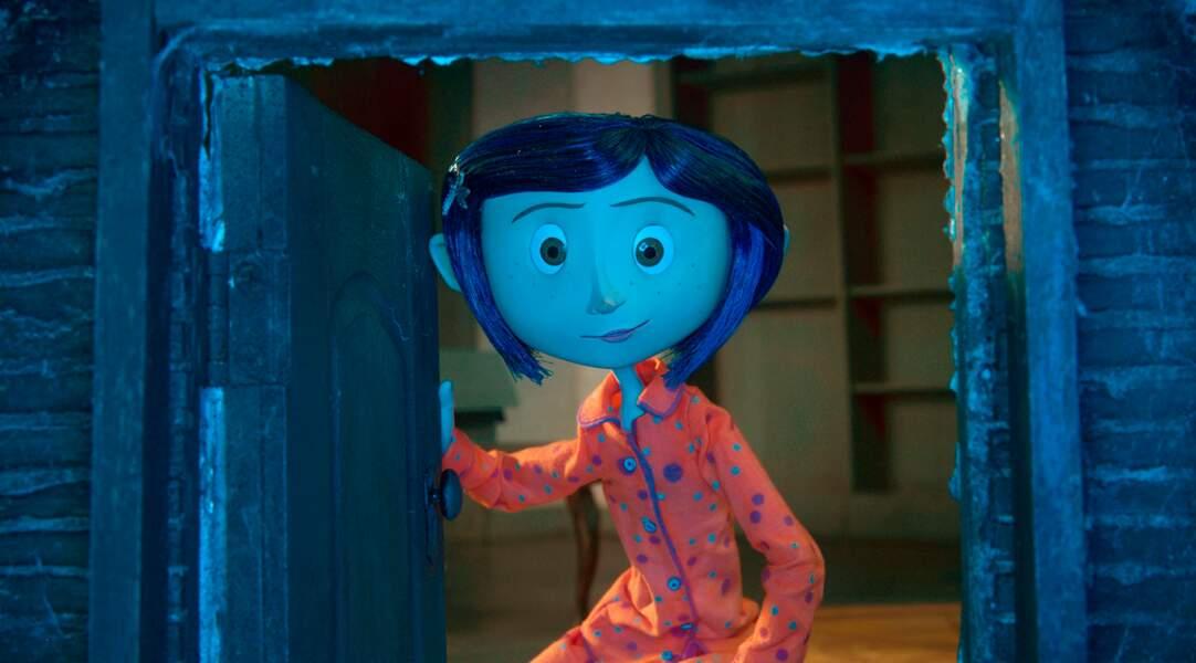 Le jeune fille va découvrir un monde parallèle, réplique déformée de sa vie