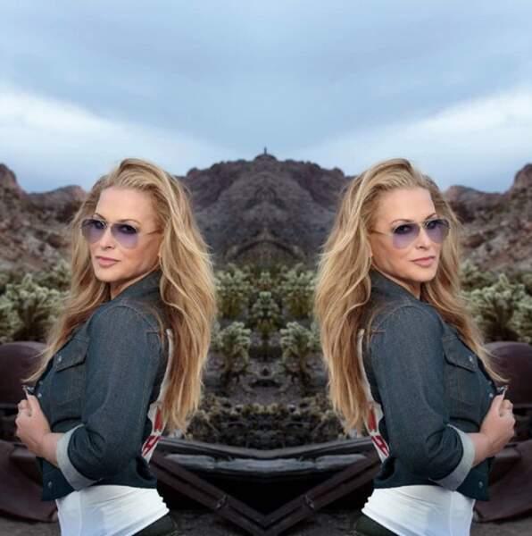 …Anastacia a une jumelle cachée…