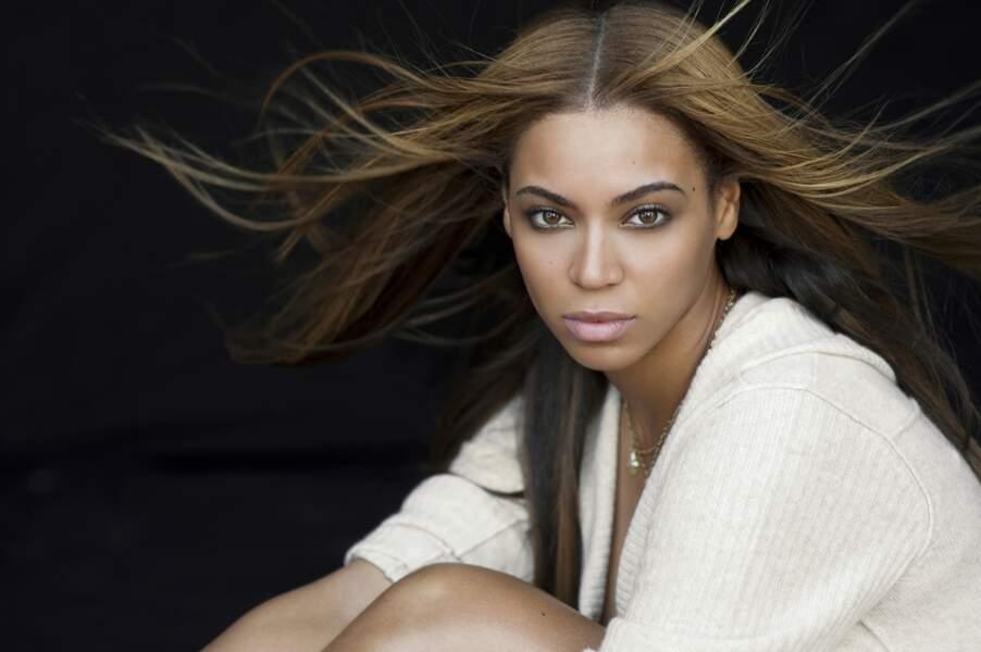 11. Beyoncé  (chanteuse)