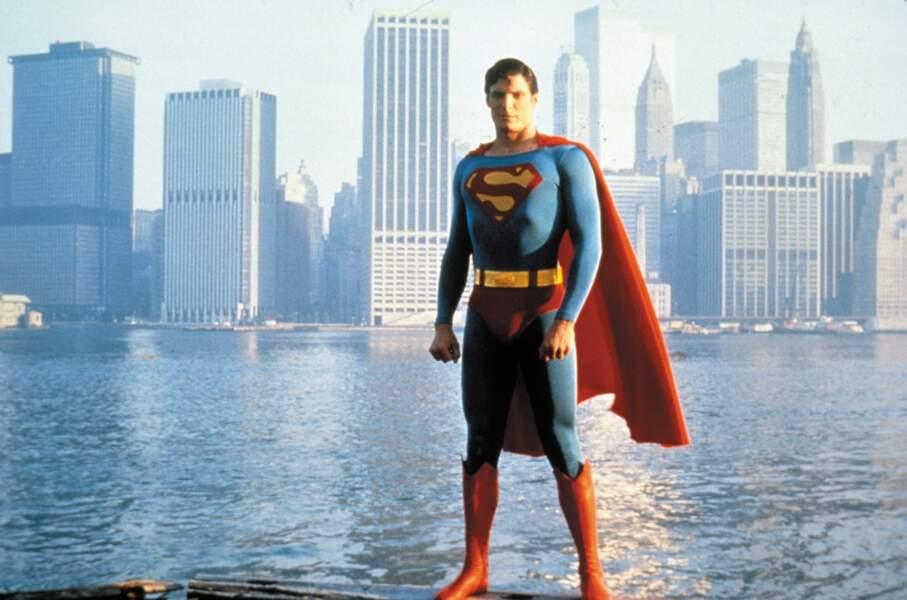 Superman, le sauveur de la Grosse Pomme