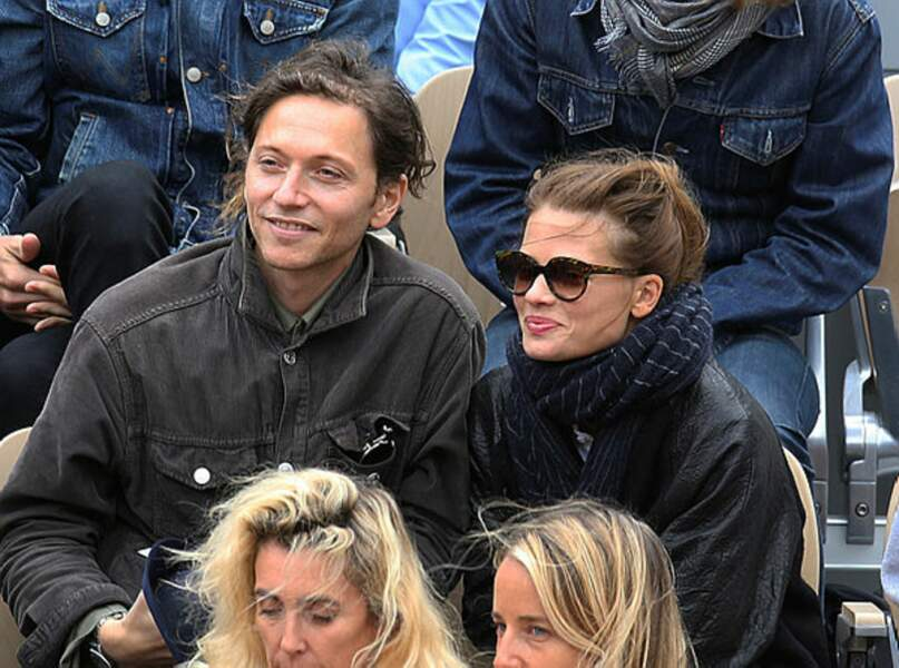 Mélanie Thierry et Raphaël, couple glamour et sourires charmeurs
