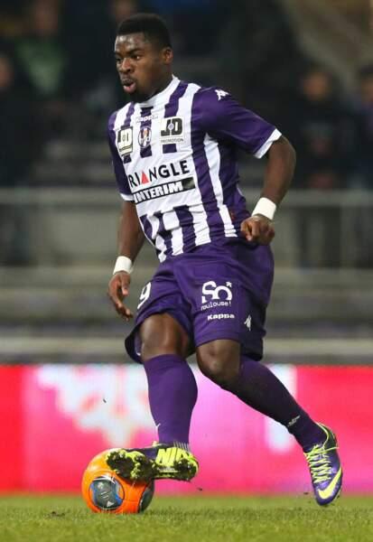 Serge Aurier (Toulouse - Côte d'Ivoire)