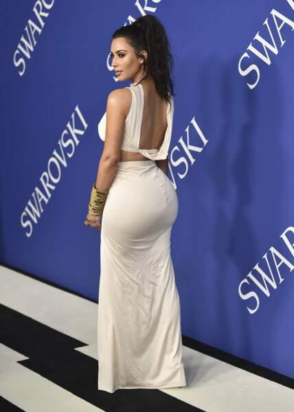 On est sur le cul en voyant Kim Kardashian West