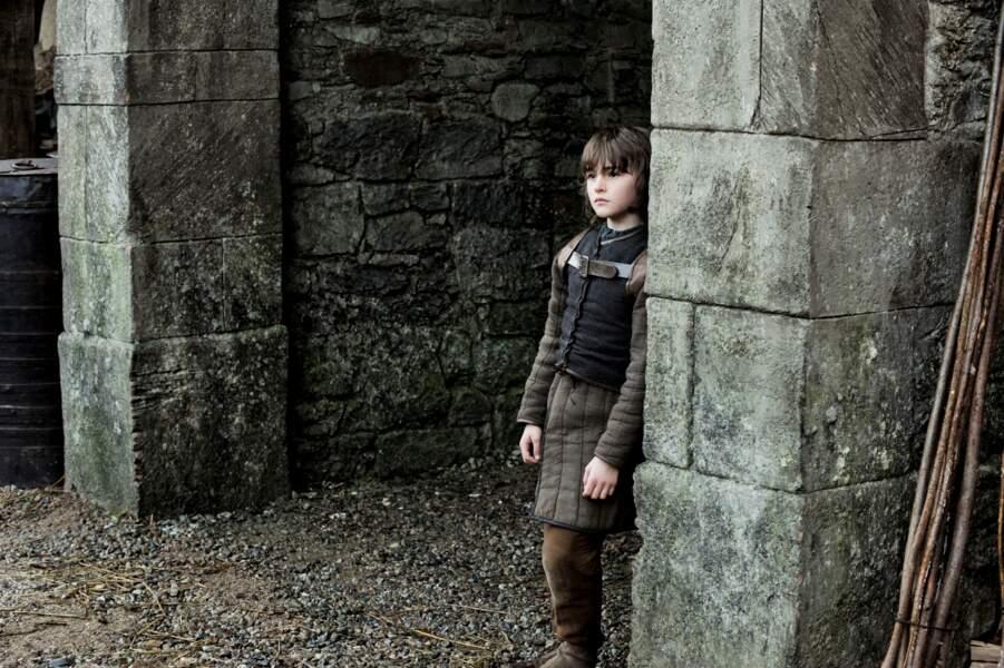 Souvenez-vous du petit Bran dans la saison 1 de Game of Thrones