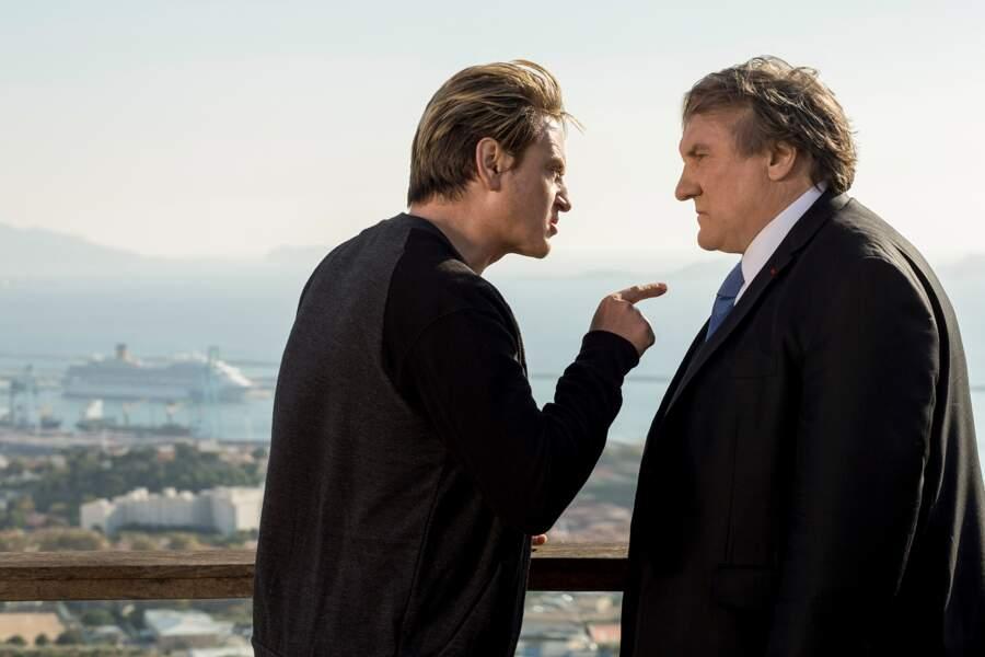 La première série produite par Netflix en France se dote d'un casting quatre étoiles