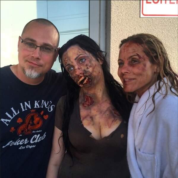 Scoop ! Maria Bello jouera dans Walking Dead ! Loupé, c'est pour un téléfilm adapté d'un roman de Stephen King