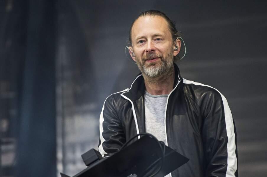Thom Yorke (Radiohead) a parlé dans un documentaire, Eat This!, de son végétarisme.