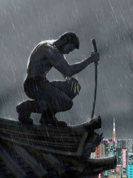 Pour la sixième fois, Wolverine reprend son costume de Wolverine dans Le combat de l'immortel