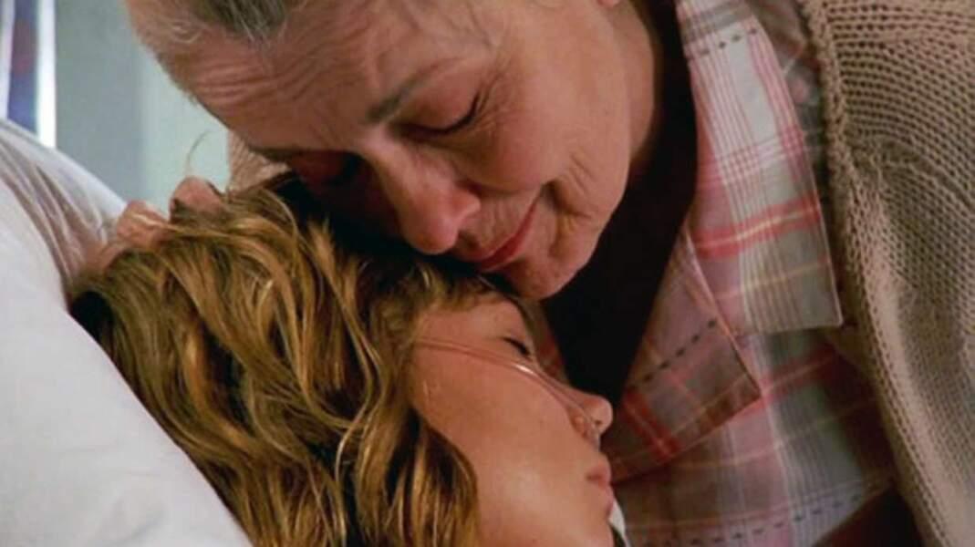 Dawson : Jen Lindley, gravement malade, décède dans le tout dernier épisode de la série
