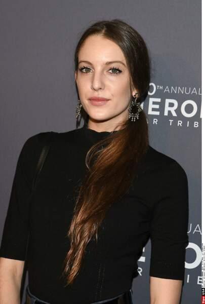 Eleanor est la fille de deux acteurs très connus...