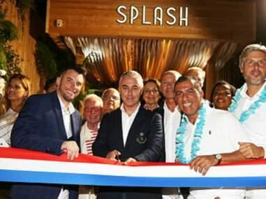 Pluie de stars à l'inauguration du nouveau restaurant de Norbert Tarayre