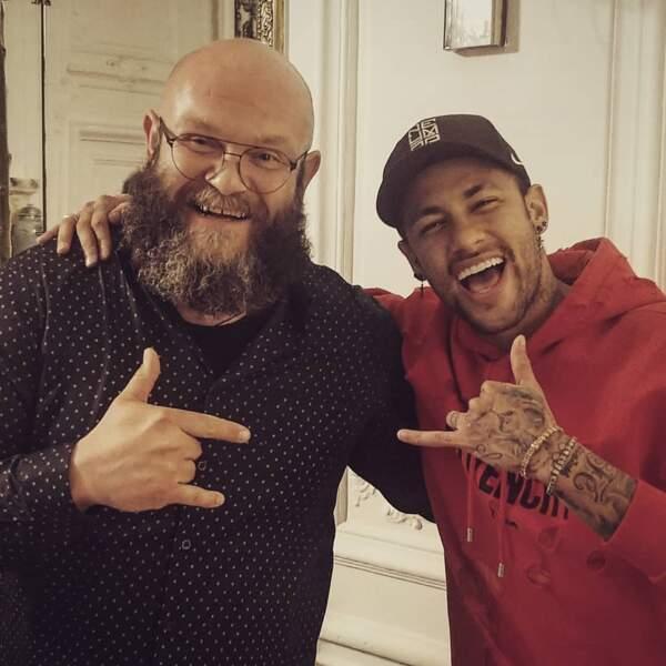 Neymar dans La Casa de Papel, c'est l'info de la semaine et ça met en joie le footballeur du PSG !
