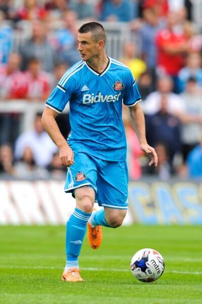 Prêté à Reims la saison passée, Valentin Roberge est de retour à Sunderland dans le nord de l'Angleterre