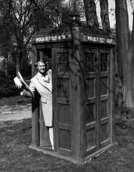 Peter Davinson (1981-1984) devient le 5ème Doctor Who à seulement 29 ans !