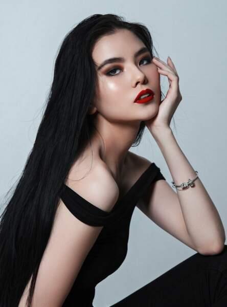 Miss Russie : Natalya Stroeva