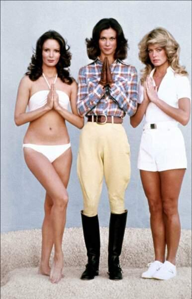 Difficile de dire laquelle des trois a eu le plus de chance niveau costume...