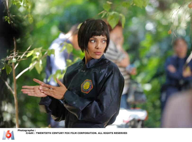 Tamara Taylor incarnait Camille Saroya, la médecin légiste. Dès la saison 2, elle devient la patronne de Bones