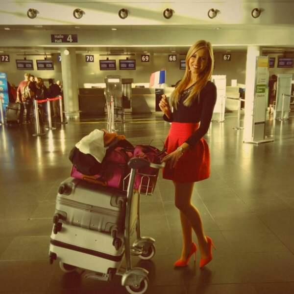 Et Alyssa Wurtz, 4e Dauphine de Miss France 5, concourt à Miss Earth.