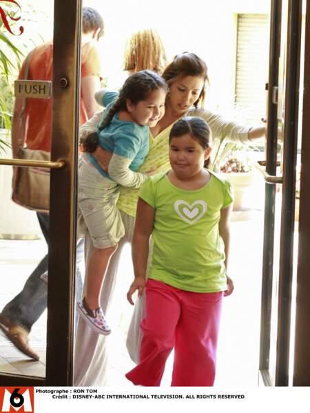 En 2008, Madison de la Garza joue l'une des filles de Gabrielle (alias Eva Longoria) dans Desperate Housewives