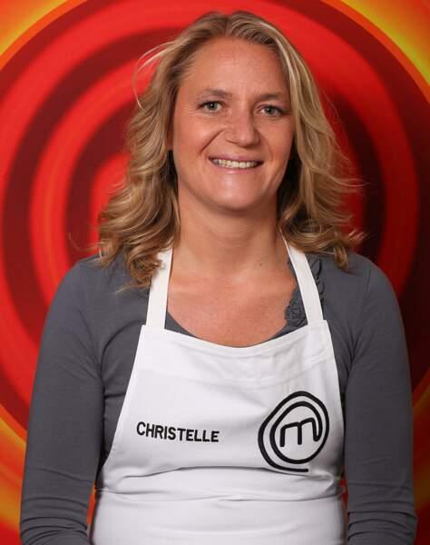 Christelle de MasterChef 3