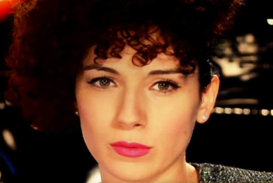Maureen Angot (saison 7) a collaboré avec un rappeur français