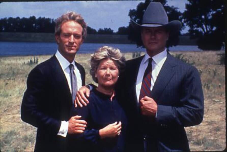 Gary (Ted Shackelford), le fils d'Ellie et le petit frère de J.R.