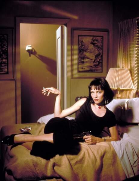 Depuis ce film, Uma Thurman est devenue la muse de Tarantino.
