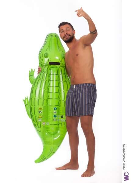 Alligator ou jaguar ? Kevin Guedj va devoir choisir !