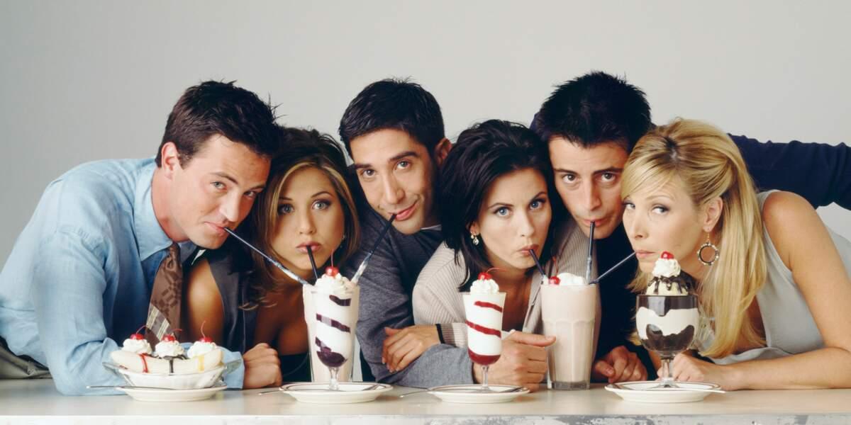 Pendant 10 ans, de 1994 à 2004, Friends a fait rire des millions de téléspectateurs à travers le monde !