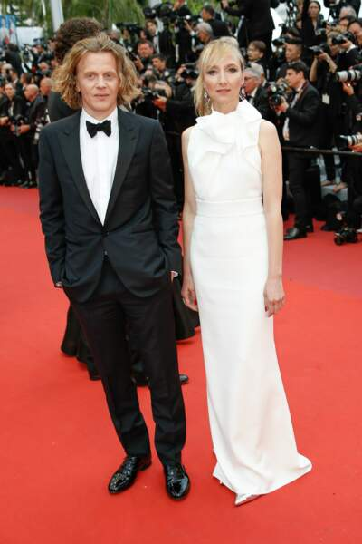 Audrey Lamy et Alex Lutz