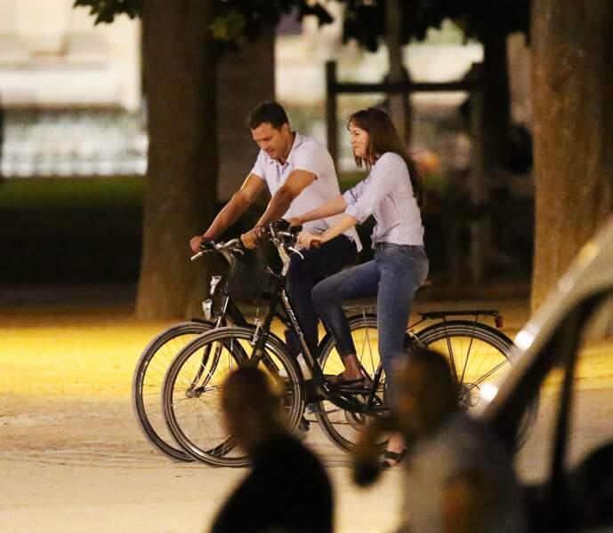 On était tous amoureux d'elle, on se sentait pousser des ailes... à bicyclette !