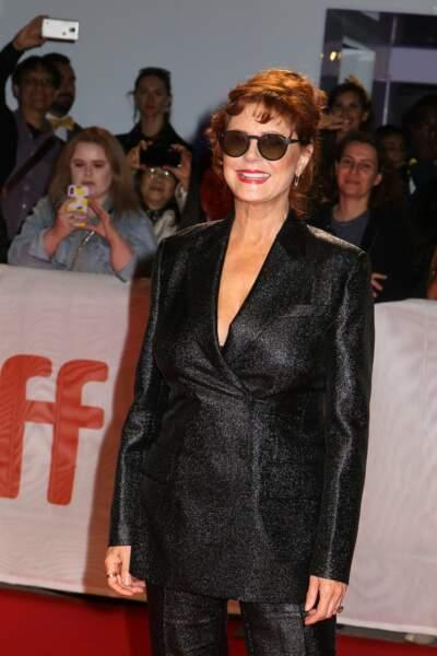 Susan Sarandon, dans le prochain Men in Black ?