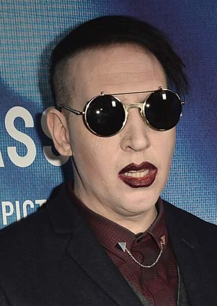 Brian alias Marilyn Manson.
