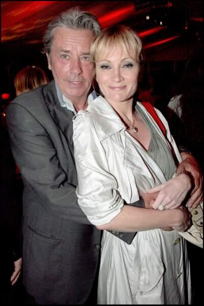 """Alain admira Patricia Kaas un soir de 1990 alors qu'elle interprétait """"Mademoiselle chante le blues"""""""