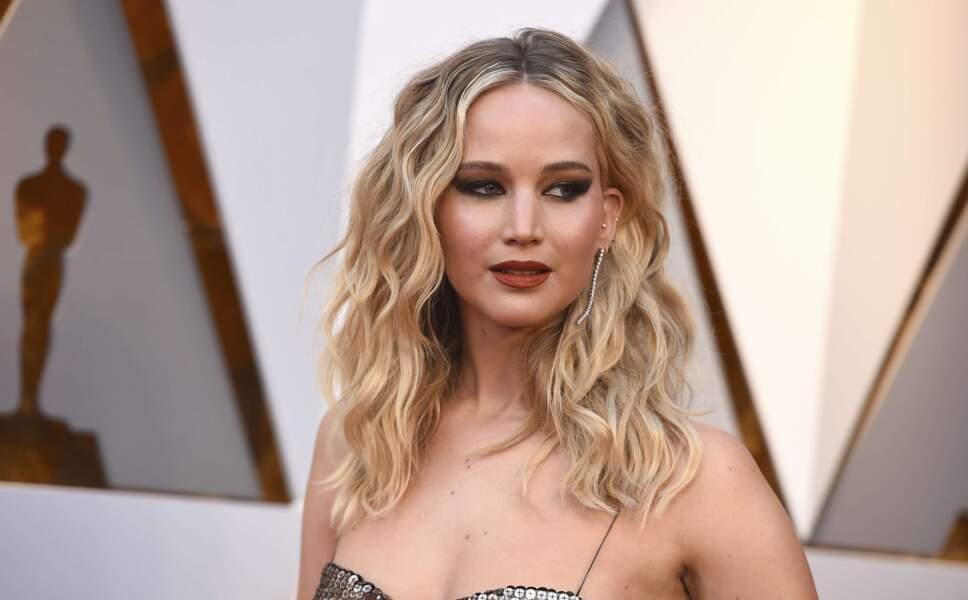 Jennifer Lawrence, radieuse comme toujours