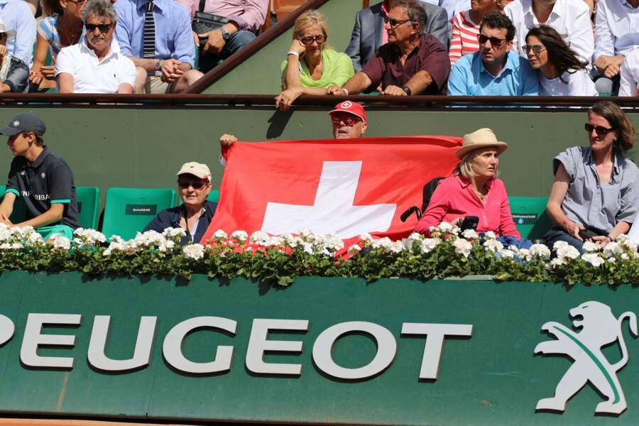 Malgré l'absence de Federer, les Suisses sont bien présents à Auteuil
