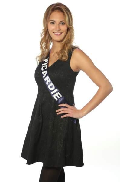 Manon Beurey, Miss Picardie 2013
