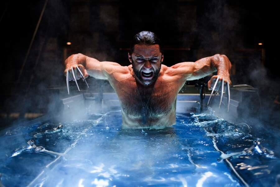 2009. Hugh ressort les griffes dans X Men Origins : Wolverine