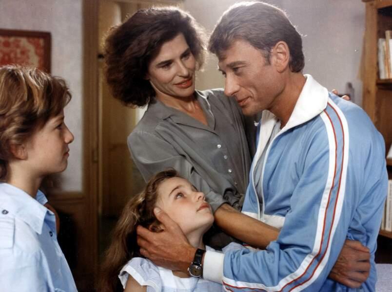 """Conseils de famille (1986) : une image idyllique, mais une famille de """"perceurs de coffres forts"""" (si si)."""