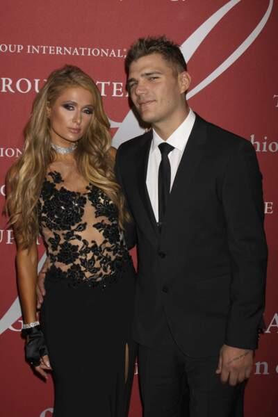 A la veille de son mariage, la belle héritière à mis un terme à sa relation avec Chris Zylka