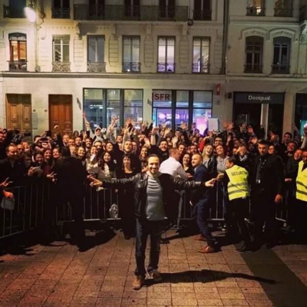 Alexandre Astier toujours aussi populaire