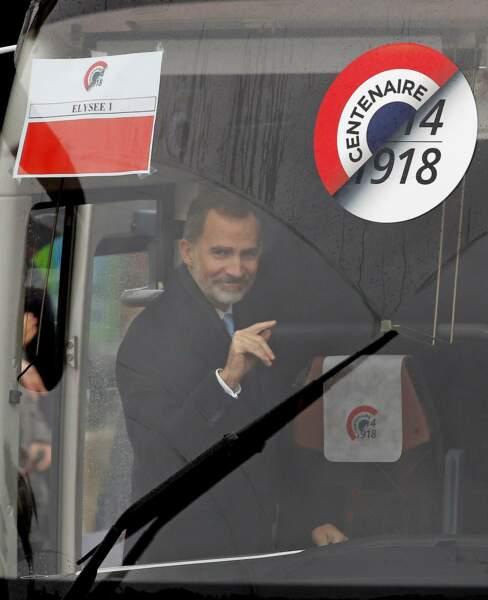 En voiture Felipe !