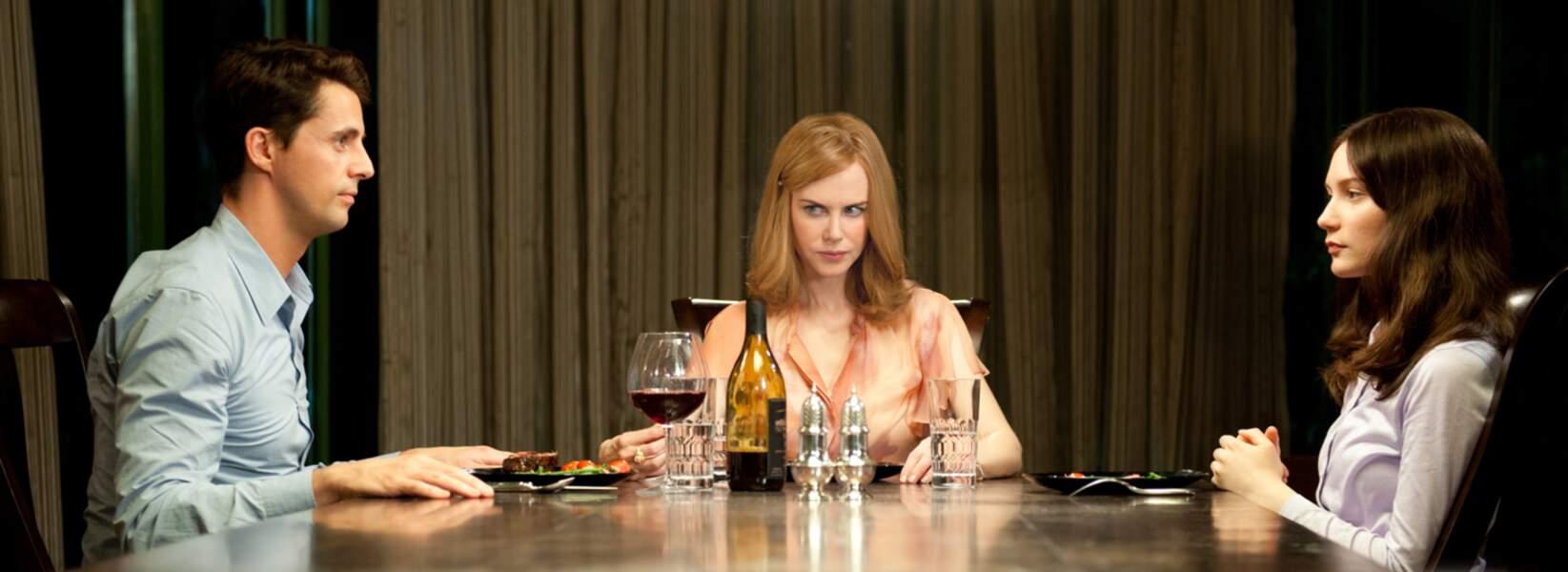 Nicole Kidman est une veuve en mal d'affection dans le thriller machaivélique Stoker