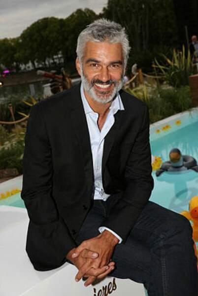 Le comédien Francois Vincentelli