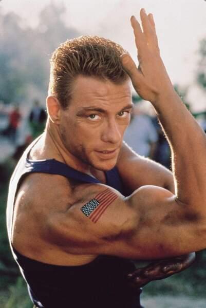 Ni l'ami Jean Claude Van Damme !