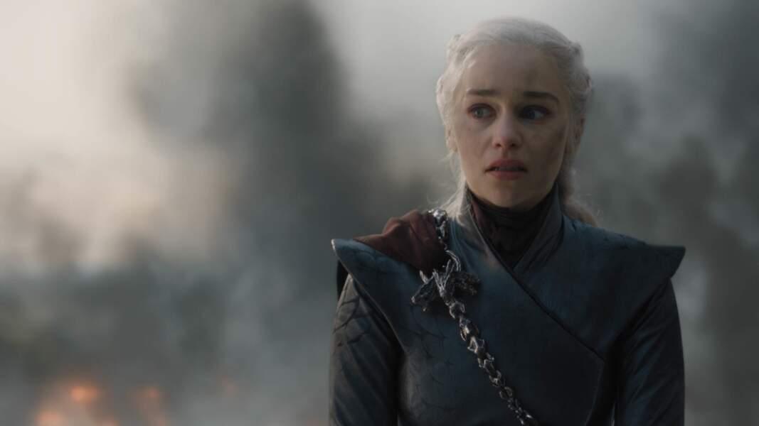 Il avait vu juste : Daenerys rompt sa promesse et incendie la ville